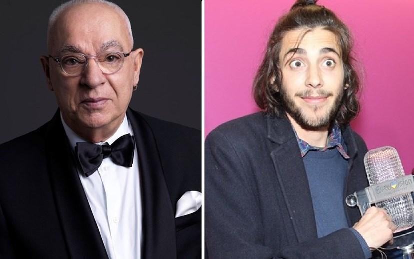 Paulo de Carvalho gostaria de fazer um dueto com Salvador a quem compara com Joe Cocker