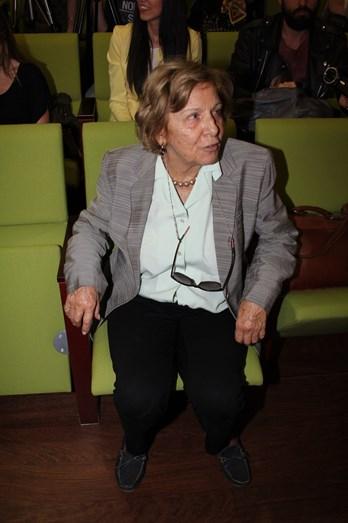 Luísa Cabral avó de Salvador e Luísa quis receber os netos