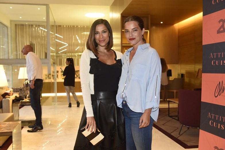 Dânia Neto e Bárbara Lourenço