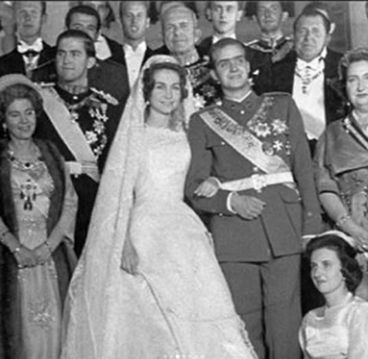 Os reis quando se casaram