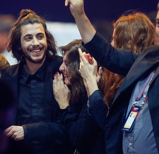 Na Eurovisão