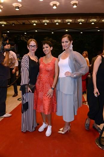 Paula Lobo Antunes, Susana Arrais e Vera Kolozig