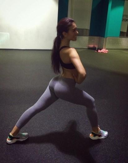 Georgina Rodriguez quer 'bumbum' igual ao de Kim Kardashian