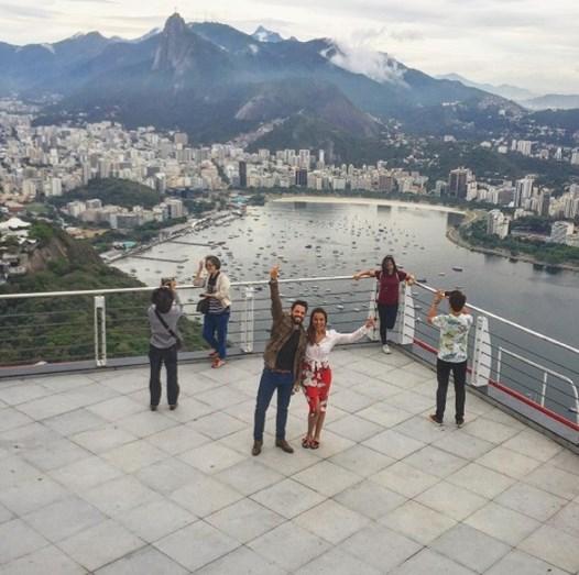 Pedro Carvalho no Rio de Janeiro