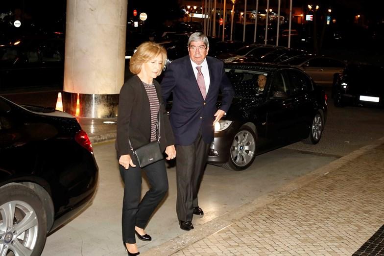 Eduardo Ferro Rodrigues e  Maria Filomena Lopes Peixoto de Aguilar