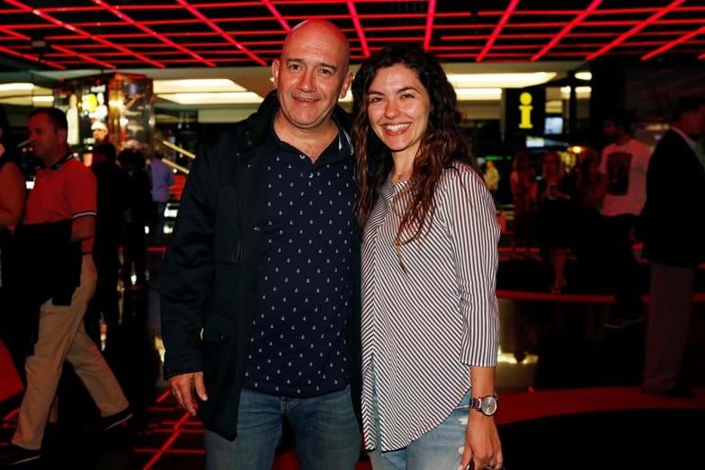 José Raposo e Sara Barradas
