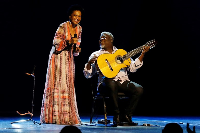 Caetano Veloso no Casino Estoril