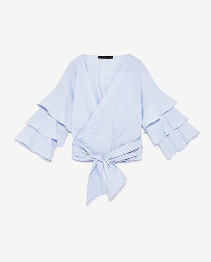 Blusa Zara, €25,95