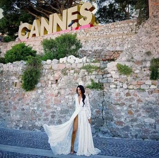 Os looks de Rita Pereira em Cannes