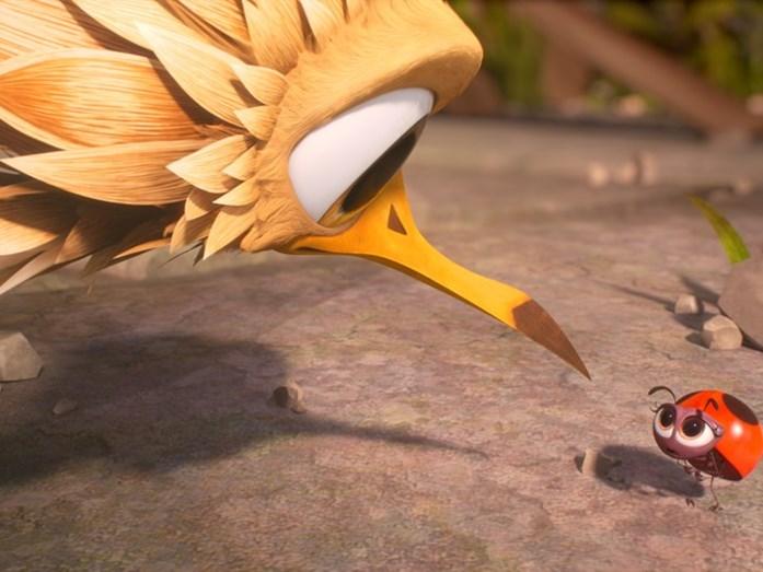 O filme 'Amarelinho'