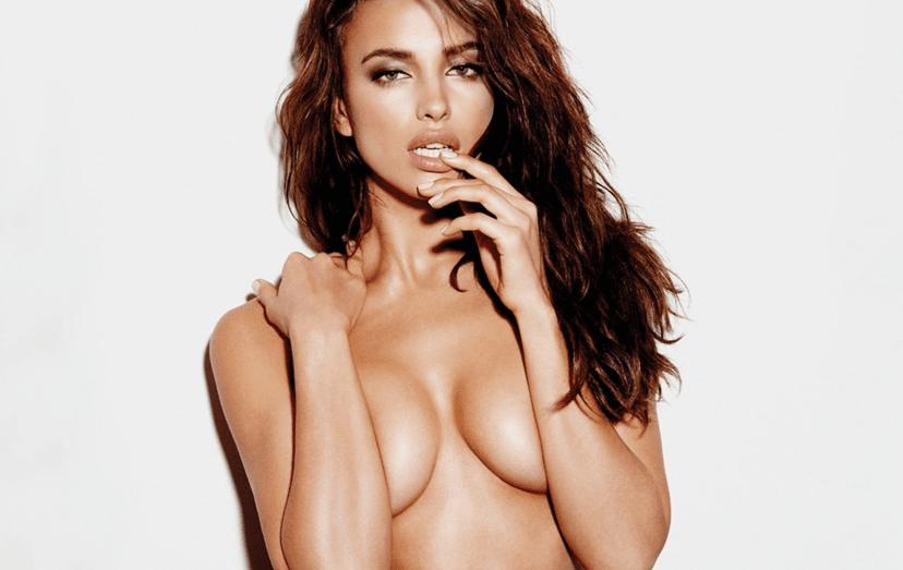 Irina Shayk é uma das modelos mais requisitadas do momento