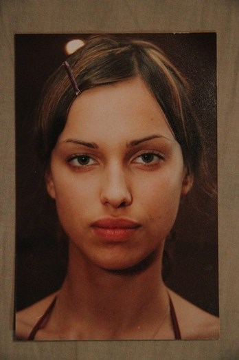 As fotos do 'book' de Irina Shayk quando ainda vivia na Rússia