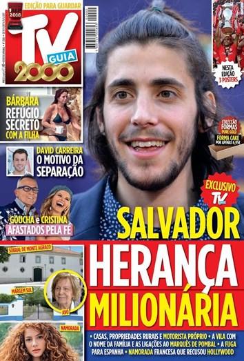 TV Guia comemora 2000 edições
