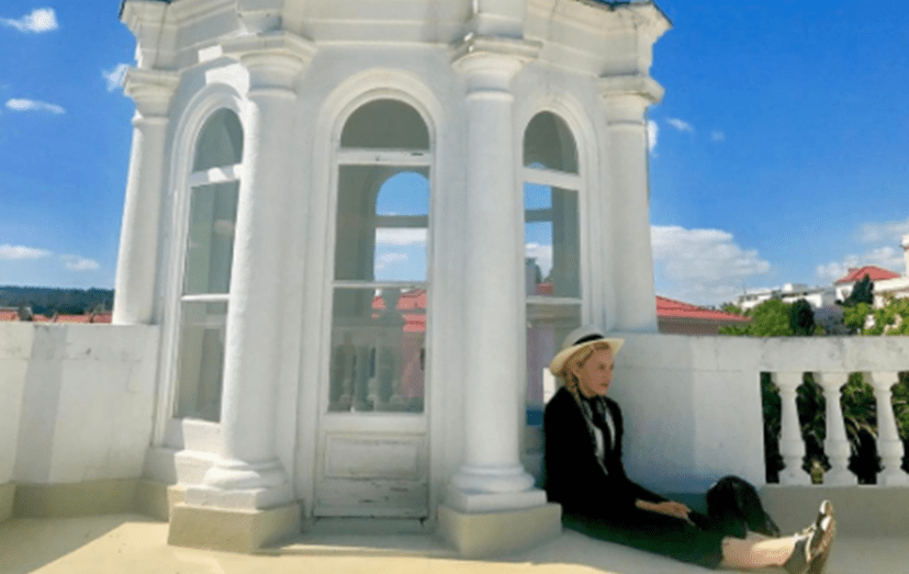 Madonna em Lisboa