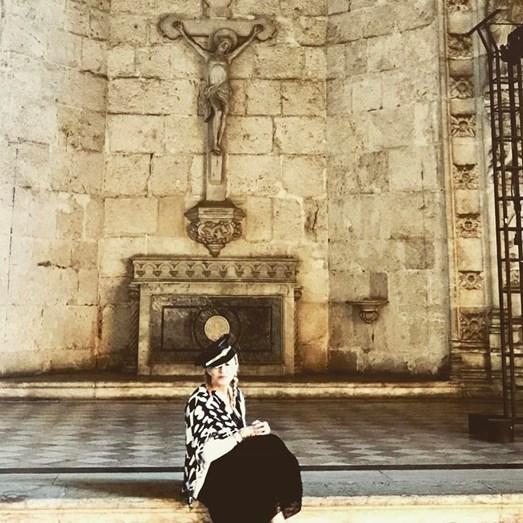Madonna no Mosteiro dos Jerónimos