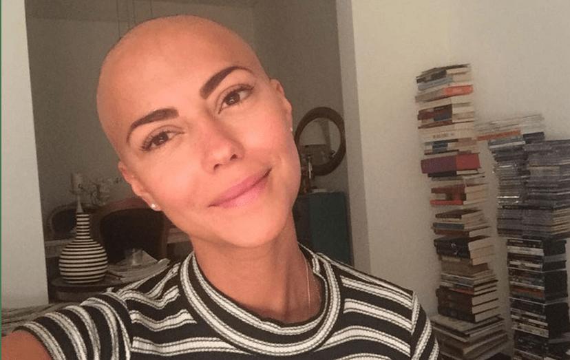 Sofia Ribeiro lutou contra um cancro na mama