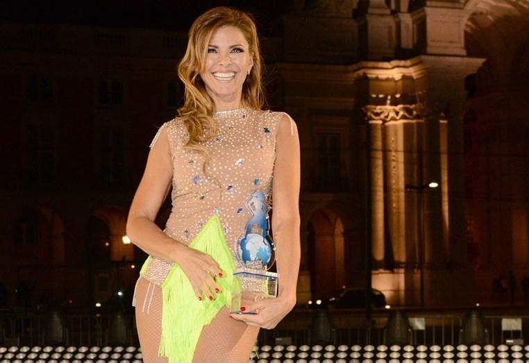 Sónia Araújo é a vencedora do concurso da RTP1 'Danças do Mundo'