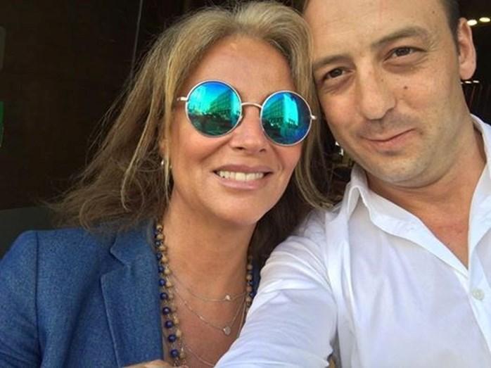 Alexandre Lencastre e o agente imobiliário que lhe vendeu a casa