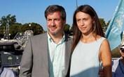 Mulher de Bruno de Carvalho cada vez com mais poder no Sporting