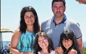 Rui Vitória já está de férias no Algarve em família