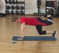 Plano de treino: semana 8, exercício 6