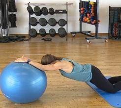 Plano de treino: semana 9, exercício 2