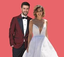 Andreia Rodrigues e Daniel Oliveira: tudo sobre o casamento do ano recheado de estrelas