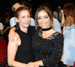 Luciana reencontra irmã após onze anos: