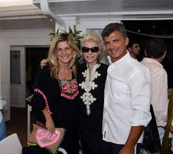 José Moutinho celebra aniversário na praia entre amigos