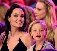 Aos 11 anos, filha de Angelina e Brad Pitt faz tratamento hormonal para trocar de sexo