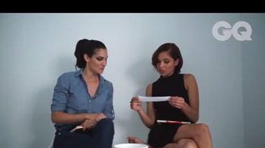 Daniela Ruah e Vera Kolodzig jogam ao 'Já ou Nunca?'