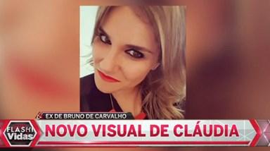 Ex de Bruno de Carvalho muda de visual
