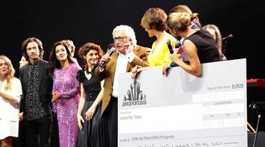 Emoções fortes. Veja os bastidores do grande concerto de solidariedade que angariou mais de 1 milhão de euros