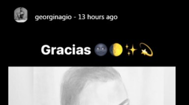Fãs de Georgina Rodríguez desenham-na