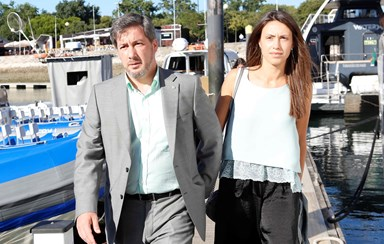 Bruno de Carvalho só pensa em Joana Ornelas
