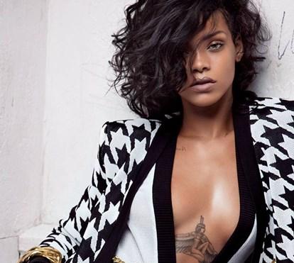 Rihanna responde a quem lhe chama gorda