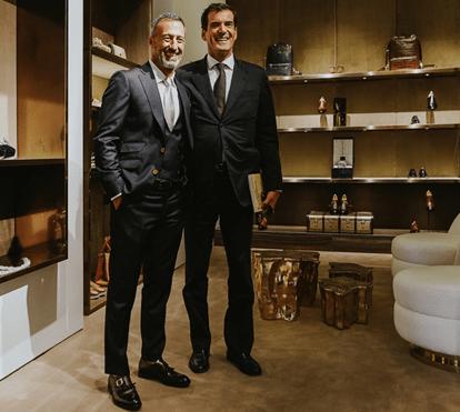 Luís Onofre abre nova loja