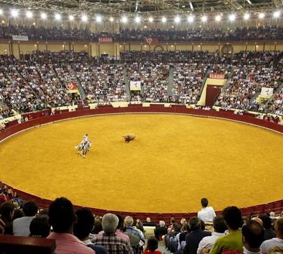 Corrida tradicional portuguesa leva competição ao Campo Pequeno