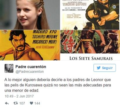 Filha da rainha Letizia criticada após revelar gostos culturais