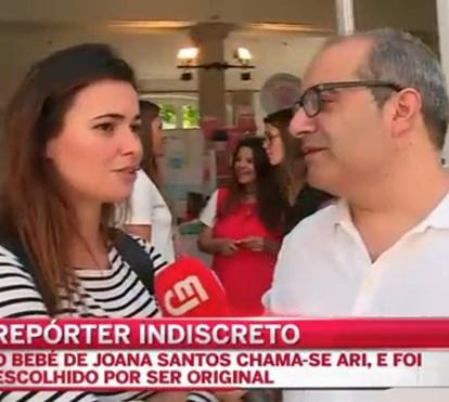 """Joana Santos revela por que """"desapareceu"""""""
