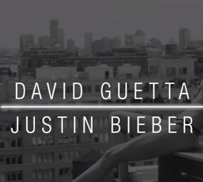 Sara Sampaio no videoclip de Bieber