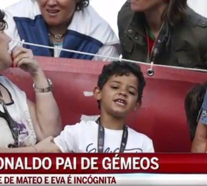 Cristianinho é filho de mãe incógnita. Foram registados 103 bebés de mãe incógnita nos últimos 3 anos em Portugal