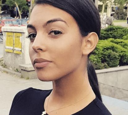 Georgina Rodríguez reapareceu