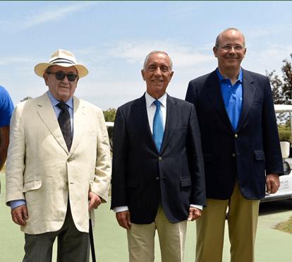 Belas Clube de Campo promove turismo português com 'Taça do Presidente da República'