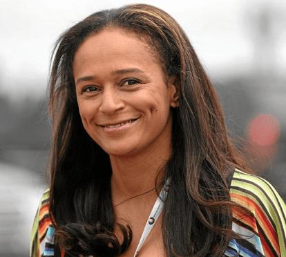 Filha de presidente angolano, Isabel dos Santos, está grávida do 4.º filho