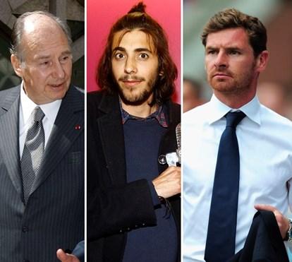 Salvador Sobral, André Villas-Boas e Príncipe Aga Khan dão milhares de euros às vítimas