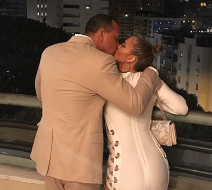 Jennifer Lopez: as imagens íntimas da viagem romântica a Paris