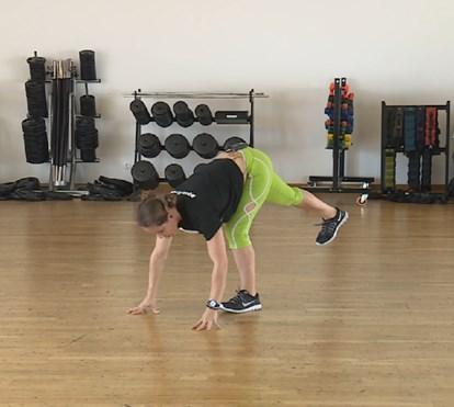 Plano de treino: semana 8, exercício 2