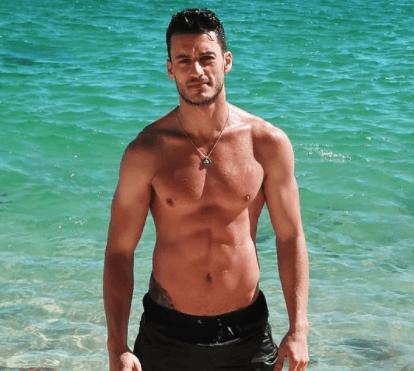 Ruben Rua está em lua-de-mel em Formentera