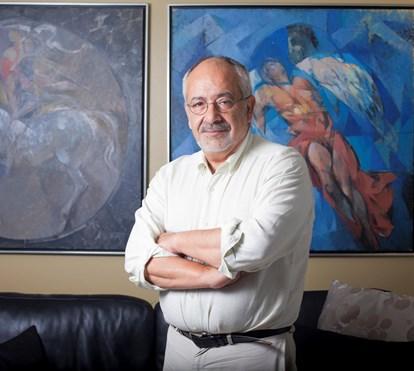 """Francisco Moita Flores: """"Os piores canalhas que conheci estão na política """""""